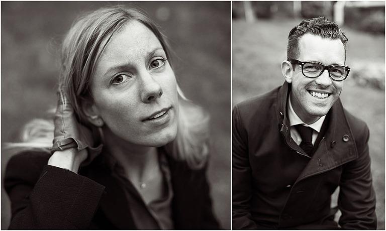 förlovnings fotografering, beloved fotograf, svart vit porträtt,
