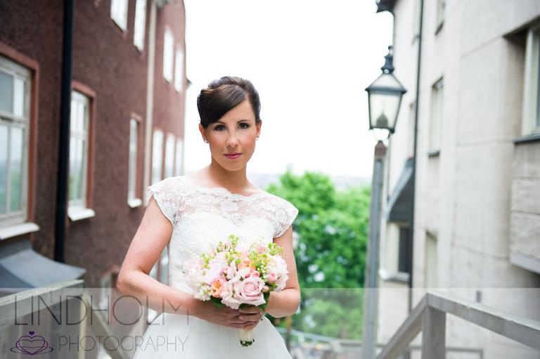 Bild på bröllop i stockholm södermalm, bröllopsfotograf stockholm, lindholm photography