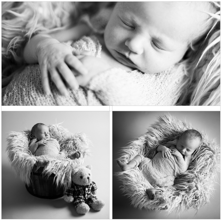 nyföddfotografering i studio, newborn photographer, lindholm photography