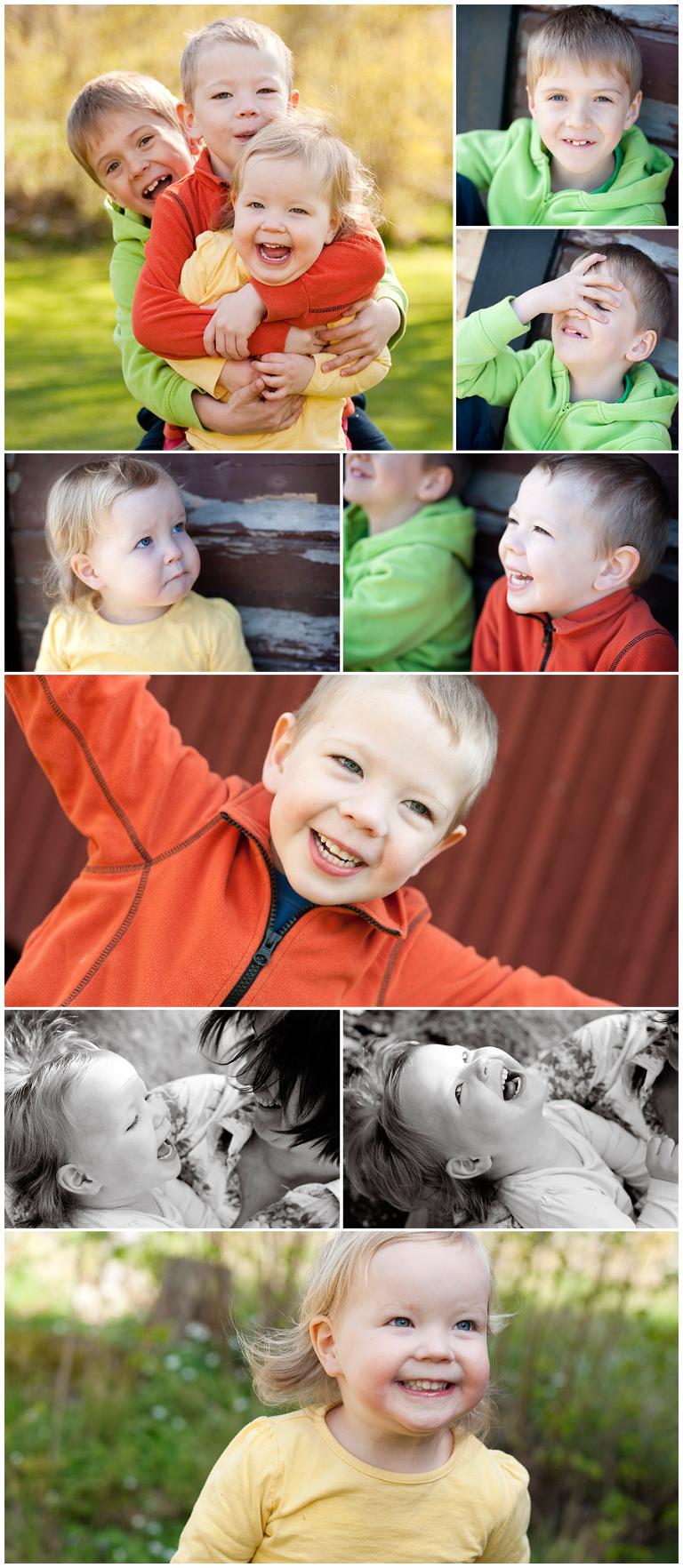 Barnfotograf Tullinge Stockholm